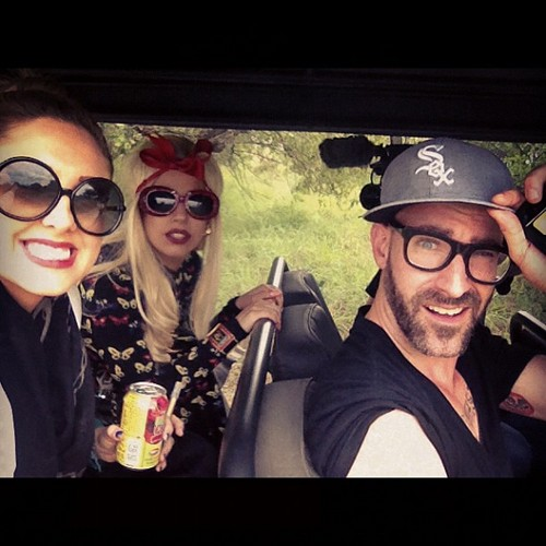 Safari Gaga with DJWS & Tara