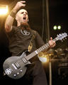 Scott Ian (Anthrax) - heavy-metal photo