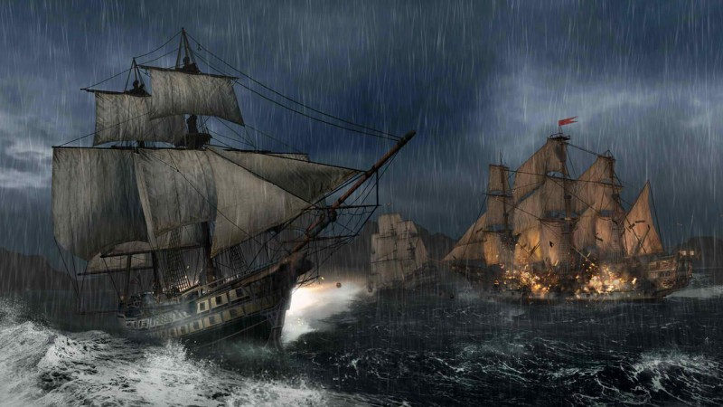 Sea Battle Assassin S Creed Role Play Fotografia 32905188 Fanpop