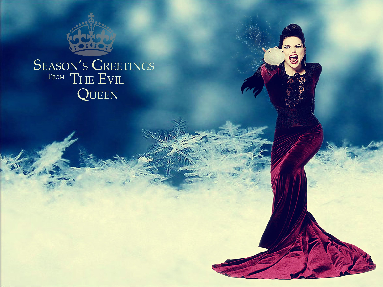 Season's Greetings - Once Upon A Time Wallpaper (32943373 ...