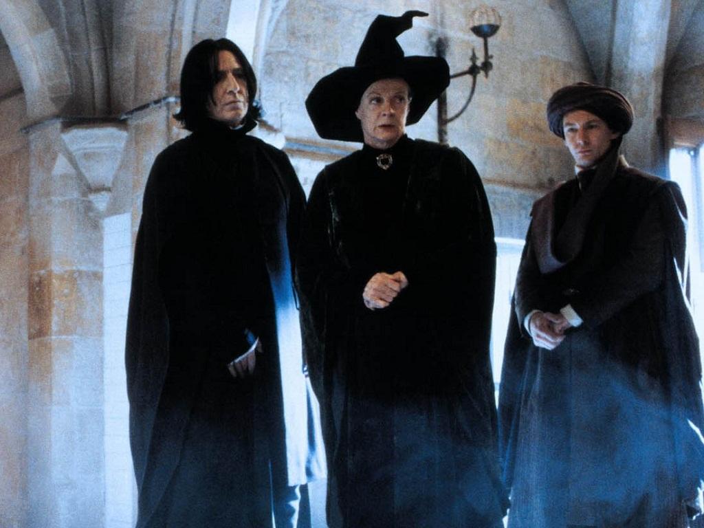Severus Snape karatasi la kupamba ukuta