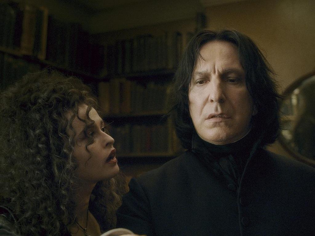 Severus Snape 壁纸