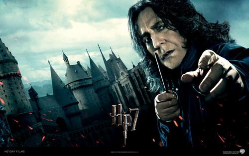 Severus Snape wolpeyper