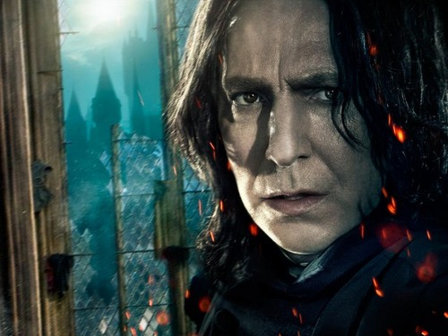 Severus Snape দেওয়ালপত্র