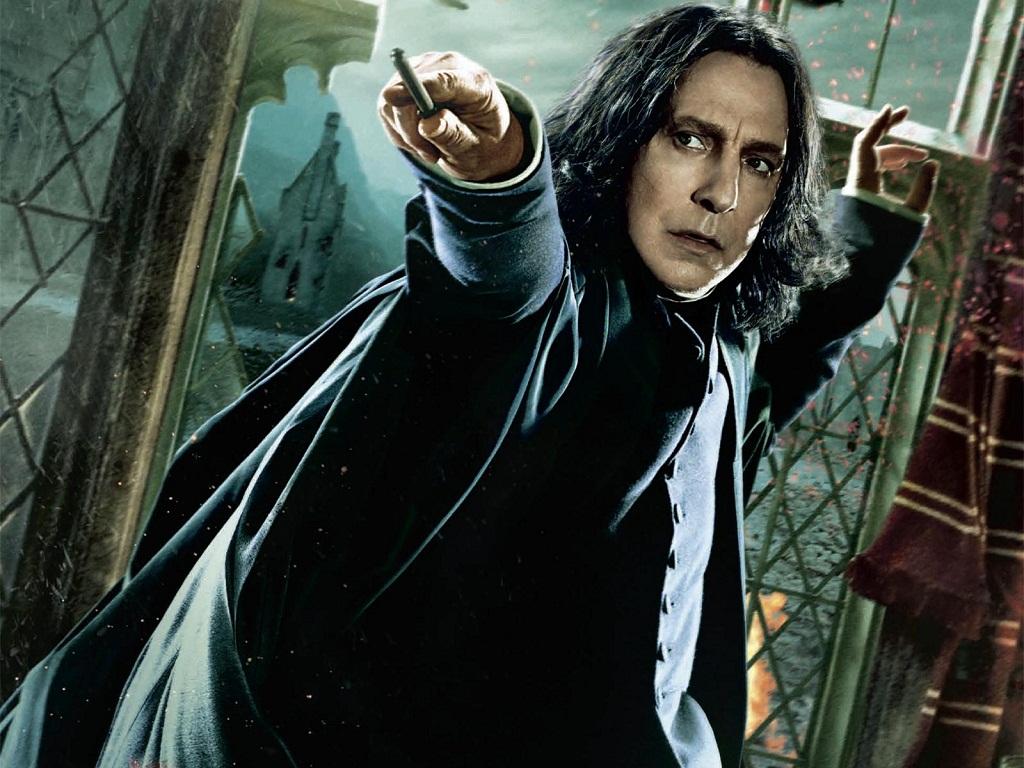 Severus Snape Fondo De Pantalla Severus Snape Fondo De