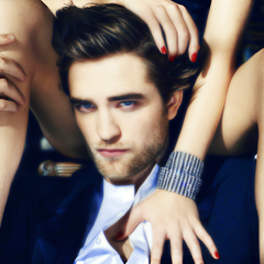Robert Pattinson & Kristen Stewart 壁紙 with a business suit called Sexy Rob