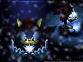 Shadow's Snowflake - shadow-the-hedgehog photo