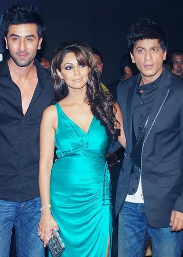 Shahrukh & Gauri <3