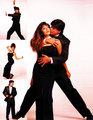 """Shahrukh & Gauri """"Vintage Photoshoot"""" 1994 - bollywood photo"""