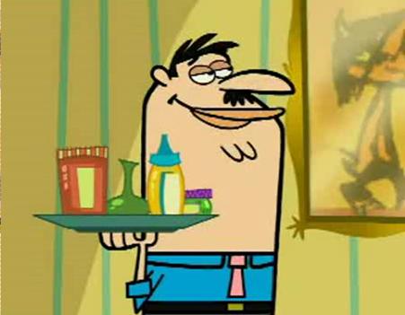 Sidekick: Original Mr. Troublemeyer