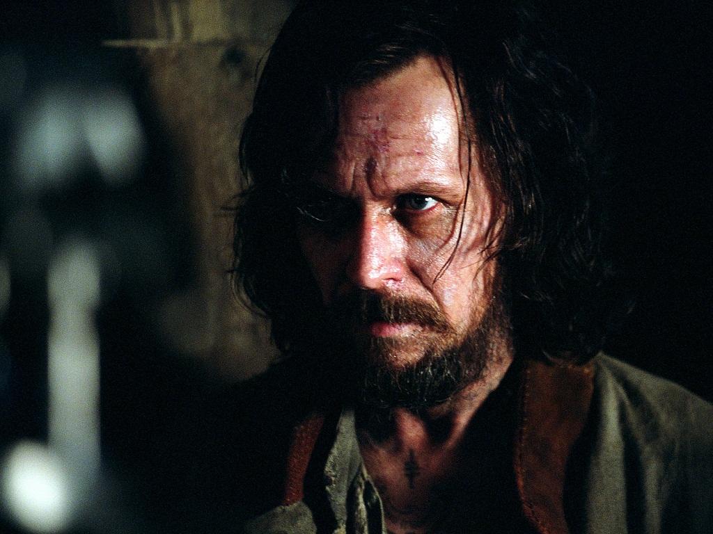 Sirius Black wolpeyper