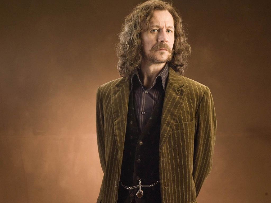Sirius Black Wallpaper