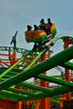Six Flags New England Pandemonium - rollercoasters photo