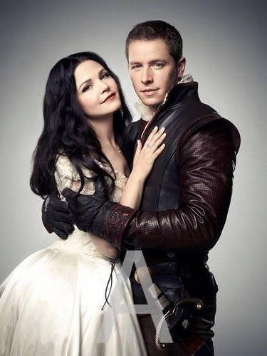 Snow White/Mary Margaret Blanchard wallpaper called Snow&Charming