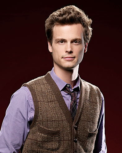 Spencer Reid - New Promo Pic