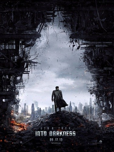 звезда Trek Into Darkness | Poster