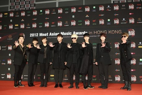 Super Junior MAMA 2012!