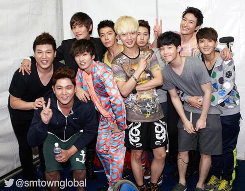 Super Junior xD ♥