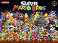 Everything to do with Super Mario bros - super-mario-bros photo