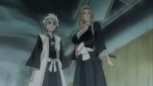 Tōshirō & Matsumoto