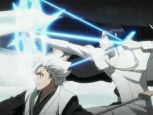 Tōshirō & Uryū