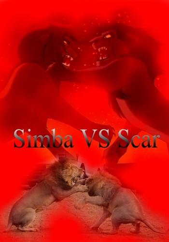 TLK Simba vs Scar