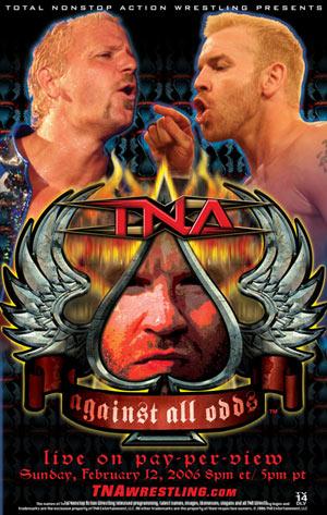 Image result for tna against all odds 2006