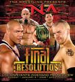 TNA Final Resolution 2008 (January)