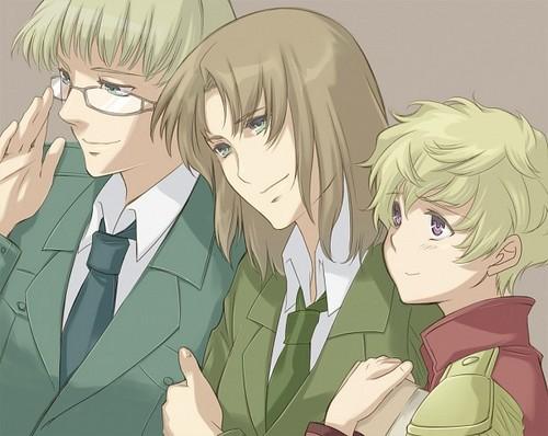 The Baltic Trio