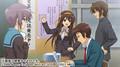 The Reminiscences of Haruhi Suzumiya
