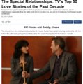 The Special Relationships: TV's Top 50 Love Stories of the Past Decade - huddy photo
