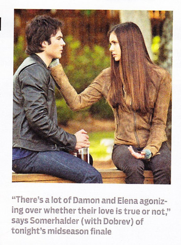 The Vampire Diaries 4x09 Delena TV Guide Spoliers