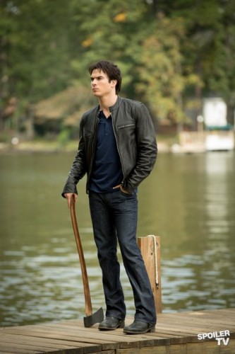The Vampire Diaries - Episode 4.09 - O Come, All Ye Faithful - Promotional Photos