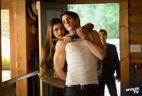 The Vampire Diaries - Episode 4.09 - O Come, All Ye Faithful - Promotional foto