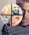 Tom and Evanna - tom-felton-and-evanna-lynch photo