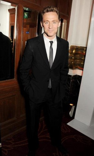 Tom at 'The Bodyguard' after party