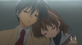 Tomoya &amp; Nagisa - clannad photo