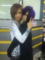 Tomoya and Kuina - royz photo