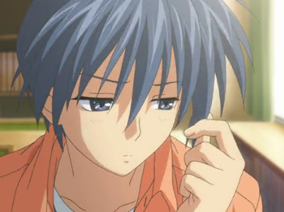 clannad tomoya crying - photo #5