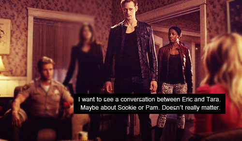 True Blood wallpaper entitled True Blood Confessions