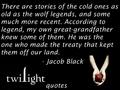 Twilight 语录