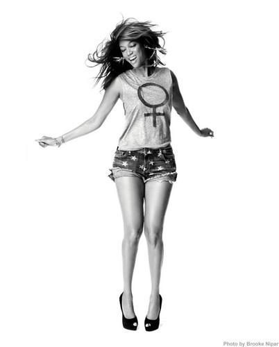 Tyra Banks for Nylon Magazine