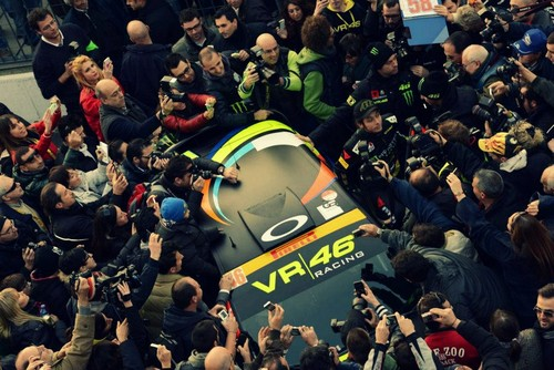 Vale (Monza Rally 表示する 2012)