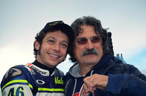Vale & Paolo Simoncelli