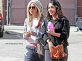 Vanessa&amp;Ashely Wallpaper  - vanessa-hudgens-and-ashley-tisdale wallpaper