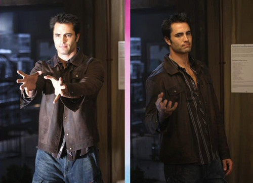 Victor Webster in Mutant X