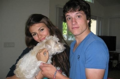 Victoria and Josh