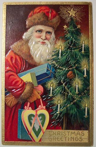 Vintage क्रिस्मस