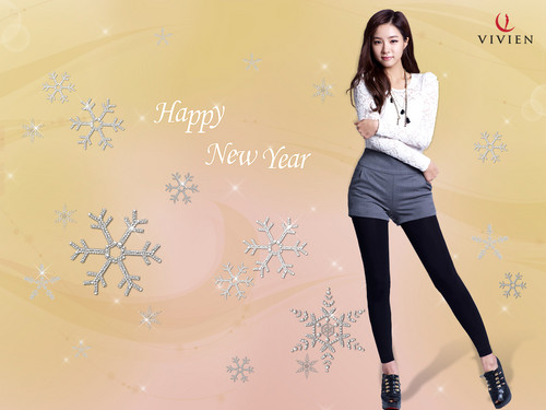 Shin Se Kyung achtergrond possibly containing bare legs, a well dressed person, and a pantleg entitled Vivien