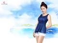 shin-se-kyung - Vivien wallpaper